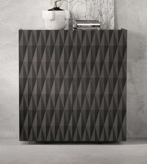 Arabesque contenitori design Alessio Bassan