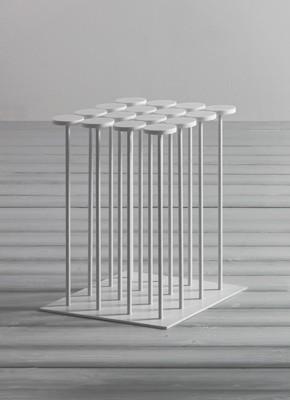 Campodifiori tavolino design Alessio Bassan