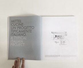 Catalogo Mittel Cucine design Alessio Bassan