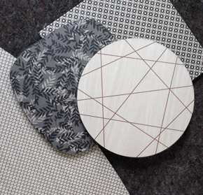 Kaos tavolini design Alessio Bassan