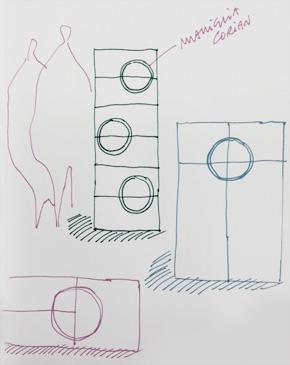 Opera contenitori design Alessio Bassan