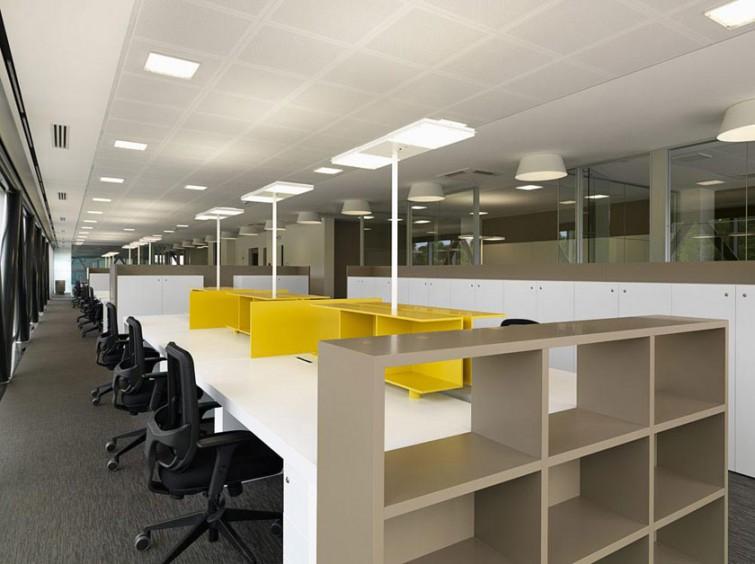Contract uffici direzionali design Alessio Bassan