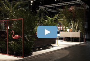 IMM Cologne 2014 video allestimento design Alessio Bassan