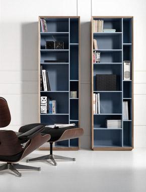 Around contenitori librerie tavolo design Alessio Bassan