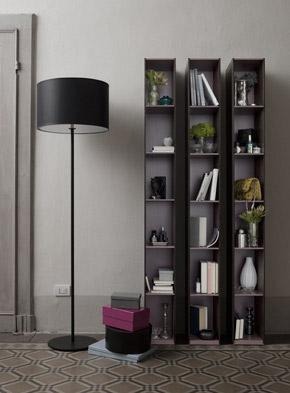 Arda libreria design Alessio Bassan