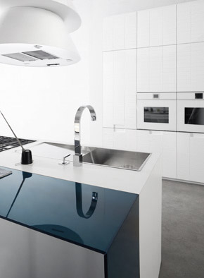 Brick cucina design Alessio Bassan
