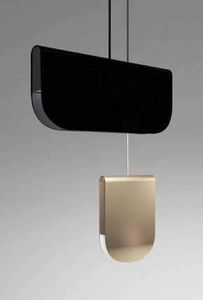Dolcevita lampade design Alessio Bassan