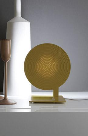 Eclipse lampada design Alessio Bassan