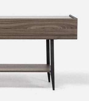 Horizon consolle design Alessio Bassan