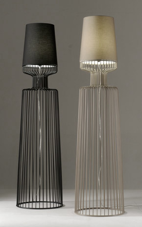 Inside lampada design Alessio Bassan
