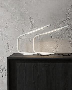 Lampo collezione lampade design Alessio Bassan