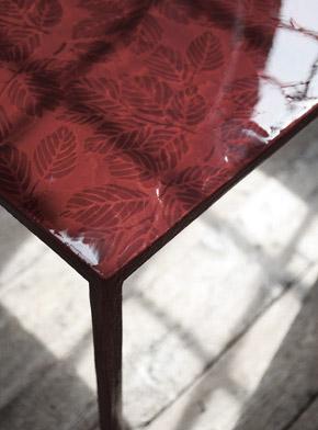 Materia tavoli design Alessio Bassan