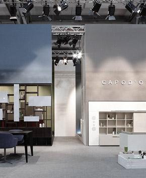 Milano 2012 allestimento design Alessio Bassan