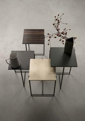 Mini tavolini design Alessio Bassan
