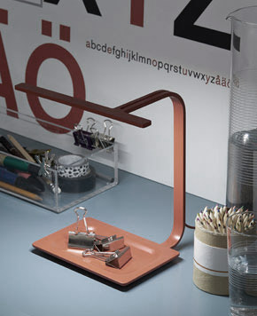 Minima lampada design Alessio Bassan