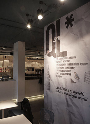QL interior design Alessio Bassan