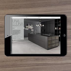 Sito web Key Cucine design Alessio Bassan