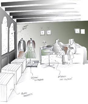 Villa Kofler contract design Alessio Bassan