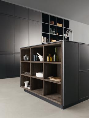 Factory cucina design Alessio Bassan
