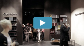 Salone del Mobile Milano 2014 video allestimento design Alessio Bassan
