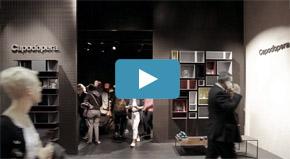 Salone del Mobile Milano 2014 video allestimento design Alessio Bassan