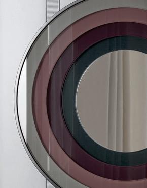 Portofino specchi design Alessio Bassan