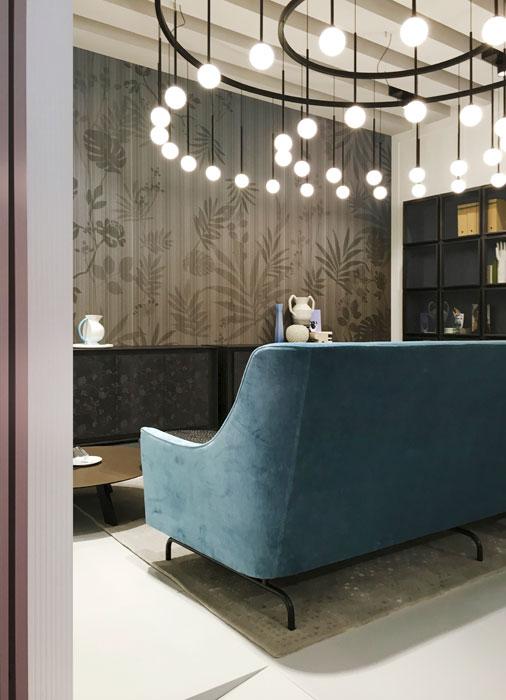 Tango divano design Alessio Bassan