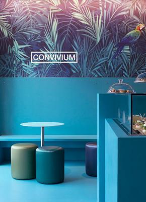 CONVIVIUM BAR interior design Alessio Bassan