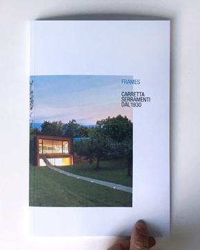 Catalogo Carretta Serramenti design Alessio Bassan